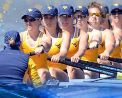Rowing Honors Seven; Sets For Big 12 Championships
