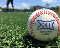 Big 12 Baseball Championship Moving To Arlington In 2022