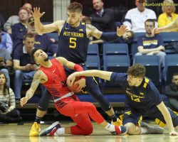 WVU, Huggins Ready For Friday's Opener