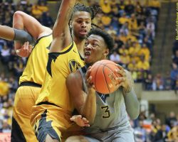 Photo Gallery II: West Virginia Mountaineers – Missouri Tigers