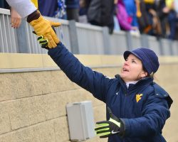 WVU Knocks Off #1 Penn State