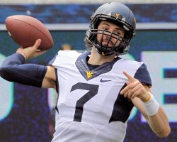 Grier Geared Up For Return As WVU Meets Hokies