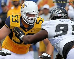 Tackles Continue To Anchor WVU Line
