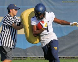 West Virginia Offense Spends Spring Working On Efficiency