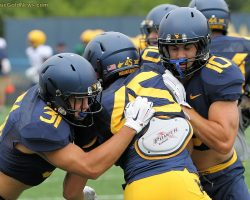 WVU Trying To Develop Depth, Chemistry At The Linebacker Position