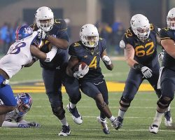 McKoy Plays Wherever The Mountaineers Need Him