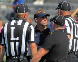 Holgorsen's Unfamiliarity With Rhule Poses Challenge