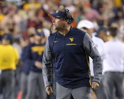 Holgorsen: WVU's Performance Mixed In Victory At Baylor