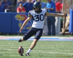 Improving Execution, Confidence Hand-in-Hand For WVU Kickoff Team