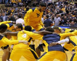 Depth, Dogged Defensive Style Again Pace WVU In Latest Victory