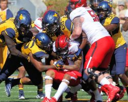 Texas Tech To Present WVU A Very Difficult Challenge