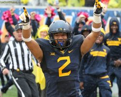 WVU's Defensive Back-Of-All-Trades Riding High Entering Texas Game