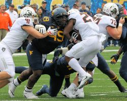 How NFL Evaluation Sheets Are Aiding WVU's Defensive Line