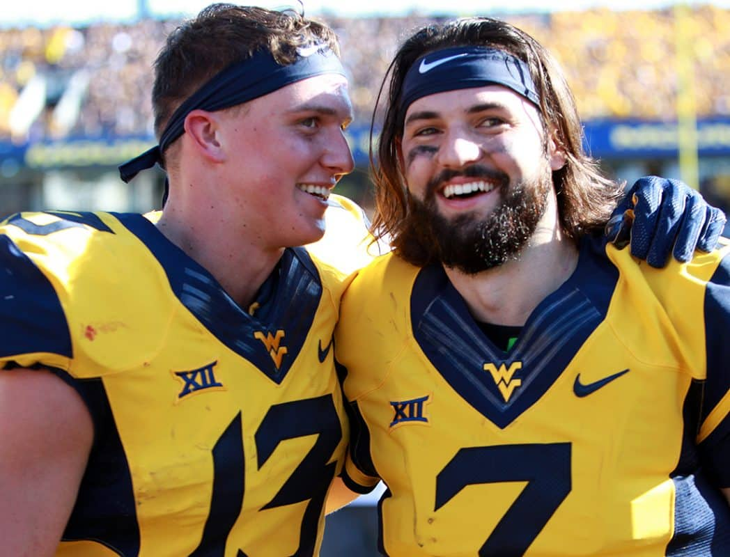 cheap for discount 7aa89 eba9c West Virginia Pair On Another Watch List – WVU | West ...