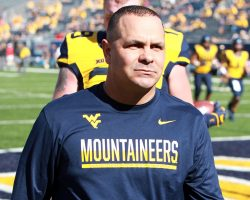 WVU's Gibson Won't Be 'Held Hostage' This Year