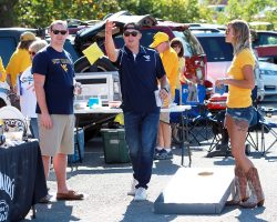 Photo Galley: Scenes From The Blue Lot