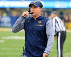 WVU's Holgorsen Back To Roots For Camping Bowl