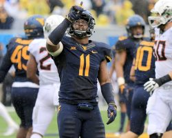 WVU's David Long To Tennessee Titans