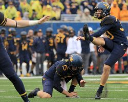 Looking At WVU's Position Battles – Special Teams