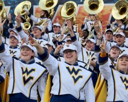 The Honor of Calling Itself 'The Pride of West Virginia'