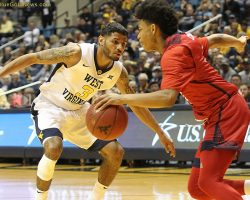 Mountaineers Blow Past NJIT
