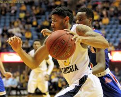 Mountaineers Race Past Morgan State