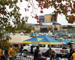 Photo Gallery: Scenes From The Blue Lot