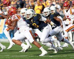 Match-Up Preview: West Virginia-Kansas State