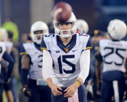 Coaching Role Modification For WVU Kickers, Punters