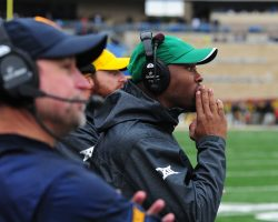 West Virginia Defense Faces Its Own Challenges This Week