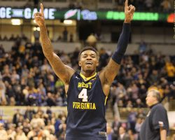 Mountaineer Careers For Miles and Carter Nearing Their End