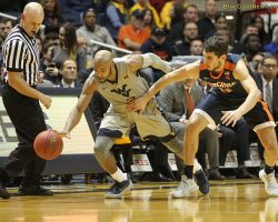 Sensational Senior Night Ends In Dominant Victory As WVU Rolls