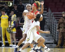 WVU Women Slog To Win Over Radford