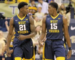 Realist Huggins Critical Of Play In WVU Win