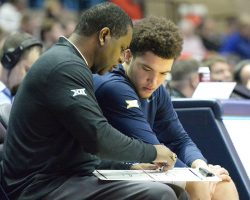 WVU Serves Notice It's One Tough Out This Season