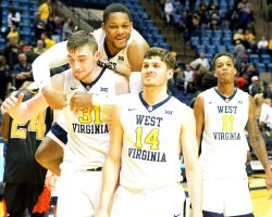 Harler's Impact Imperative For West Virginia In Latest W