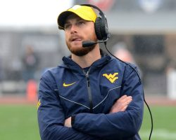For The Most Part Caponi Pleased With WVU's Safeties