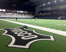 Heart Of Dallas Bowl Notebook: Somewhere In The DFW Metroplex