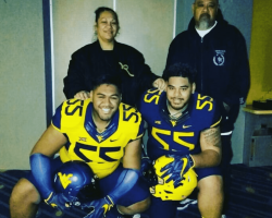 Brothers Commit to West Virginia; Hope To Bolster Offensive Line