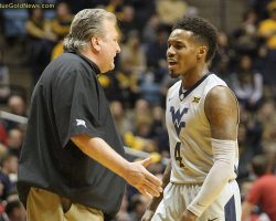 Changes Needed For WVU Lineup?