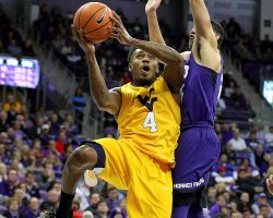 Horned Frogs Leap Past West Virginia