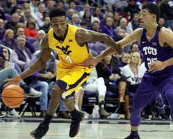 Flat Effort Leads To WVU Loss Vs. TCU
