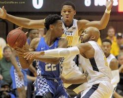 Kentucky Collapse Behind WVU As Team Looks To Big 12 Play