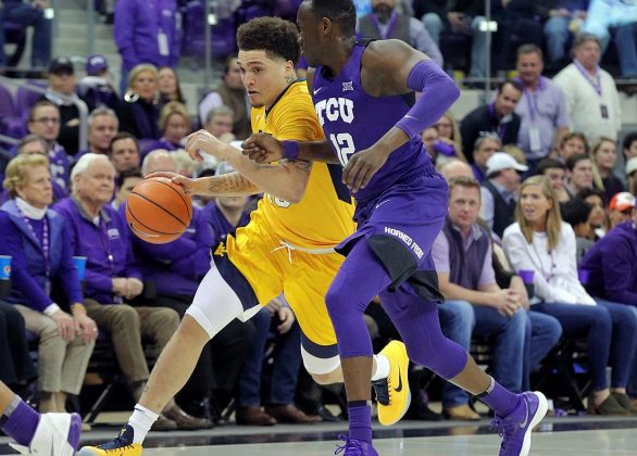 WATCH: WVU – TCU Highlights