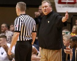 """Huggins Sends Message After Defeat, Says WVU Has """"Inflated Self-Worth"""""""