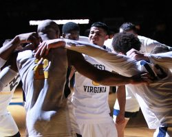 Photo Gallery: West Virginia-Baylor