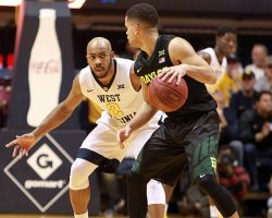 WVU's Jevon Carter Earns Big 12 First Team, Defensive POY Honors