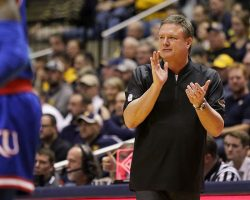 Shorthanded Mountaineers Destroyed By Jayhawks