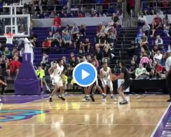 WATCH: Future Mountaineer Trey Doomes With a Monster Dunk