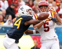 Devising Mode Of Attack Key For WVU Vs. Iowa State